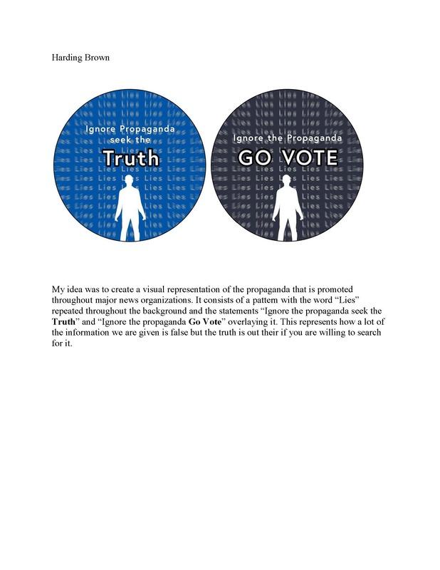 Ignore propaganda and seek truth