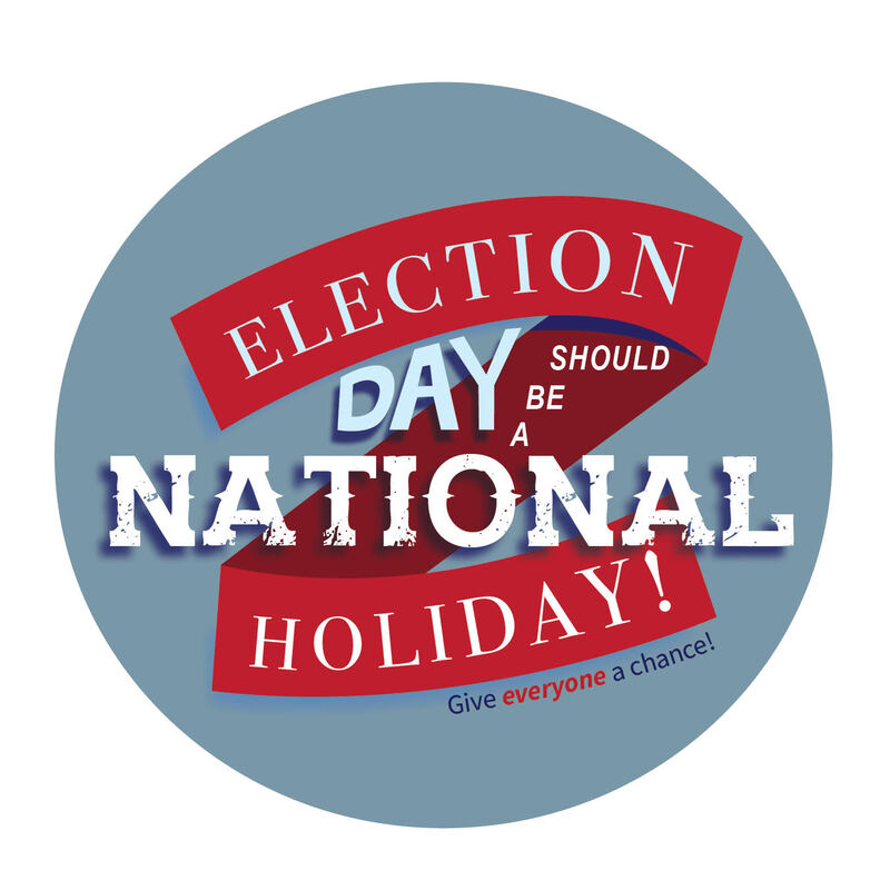 Election Day Should Be a National Holday