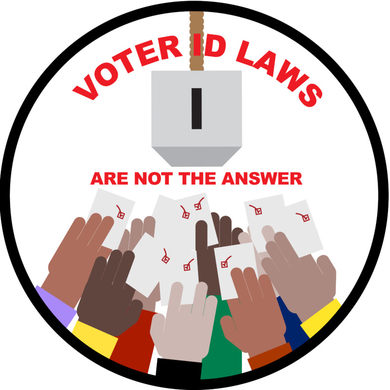 Voter ID Laws are not the answer